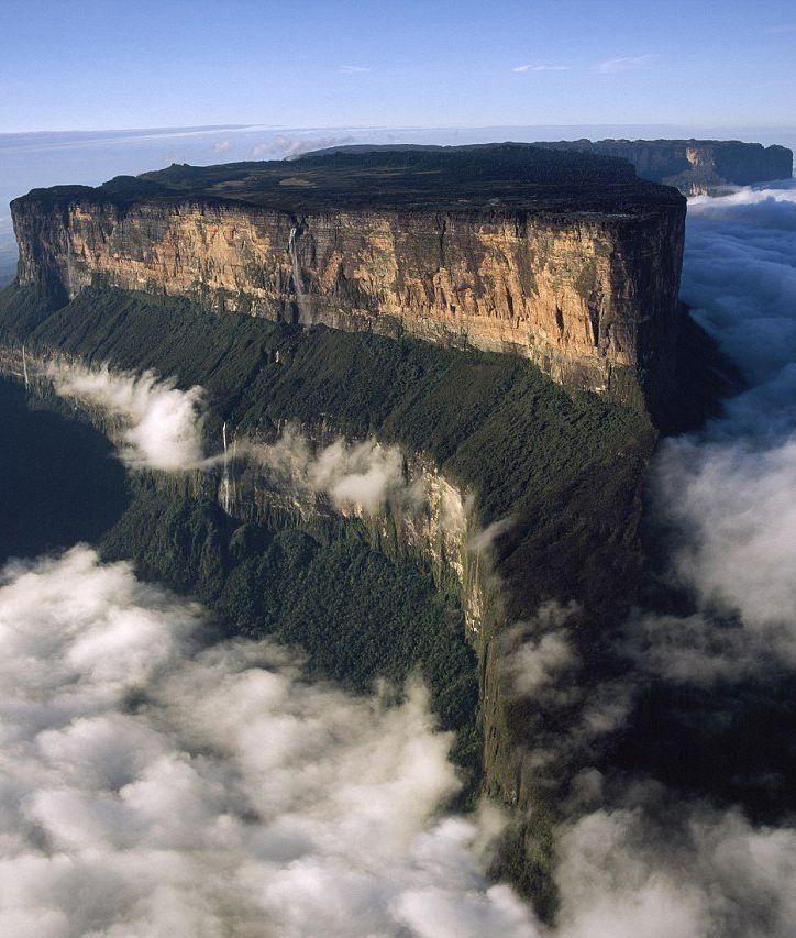 Mount Roraima,Venezuela: viva Venezuela mi patria querida