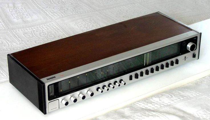 Philips radio-versterker. Een dergelijk model hadden mijn ouders gekocht