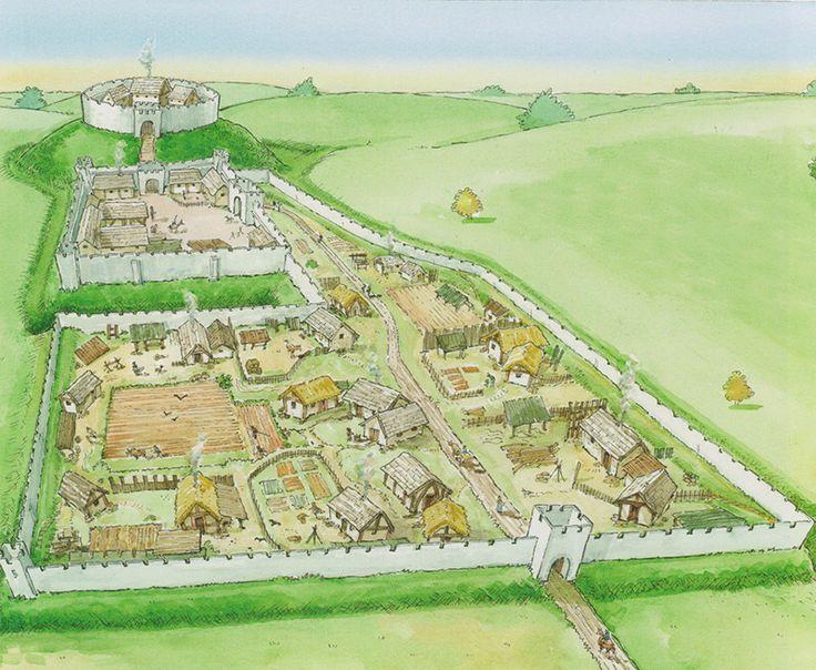 Laxton Castle