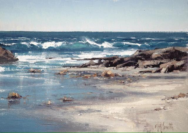 2018 Artists Choice Award Seascapes Art Ocean Painting Landscape Artist