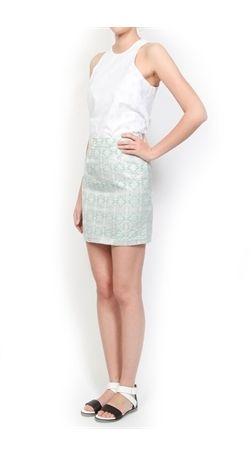 Lurex Jacquard Skirt http://www.oxygenboutique.com/Lurex-Jacquard-Skirt.aspx