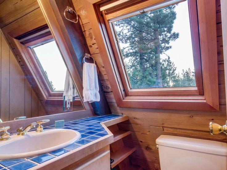 Amazing A-frame cabin with hot tub, 2... - VRBO