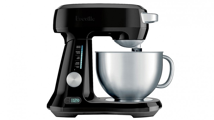Create amazing cakes and baked goods with the Breville Scraper Mixer Pro. The Breville Scraper Mixer Pro offers an intelligently designed mixing system which will mix your ingredients perfectly in less time, as well as intelligent mixer technology to ensure the best result possible.