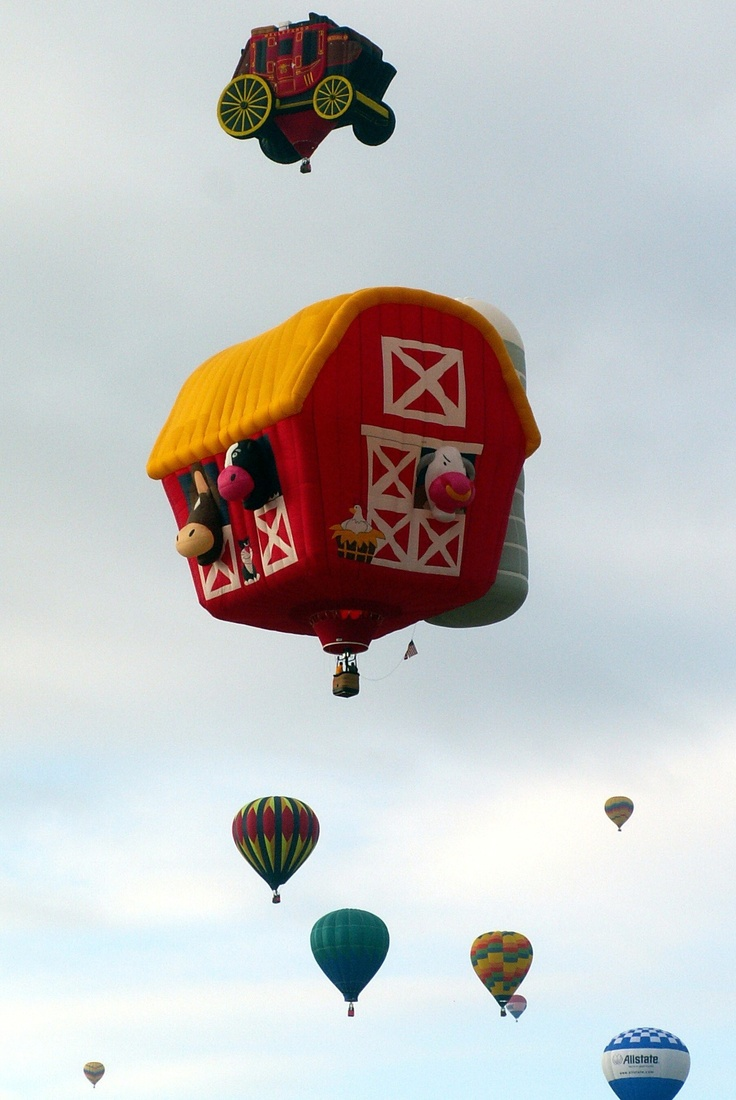 Albuquerque Balloon Fiesta......to see again