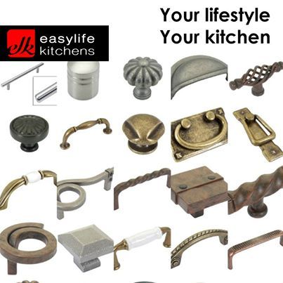 Choosing the right handles for your kitchen is probably just as difficult as choosing the kitchen itself. Let the experts help you make the right choice. Call us today for advice that will make your life easier. #cupboardhandles #lifestyle