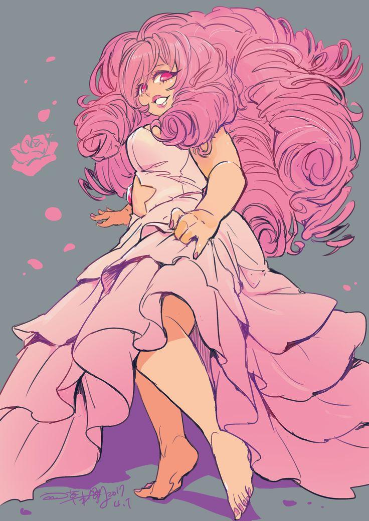 Rose Quartz!