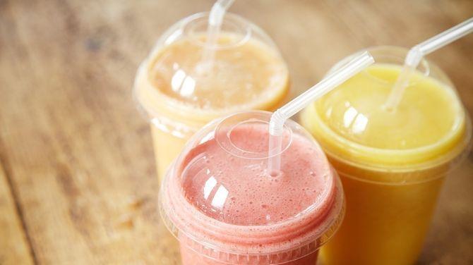 Smoothie je skvelý spôsob, ako prijať veľa vitamínov v sympatickej forme.