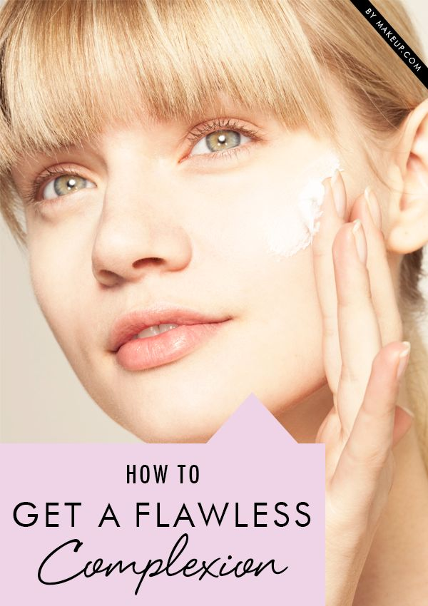 how to get a flawless complexion in 2 minutes!
