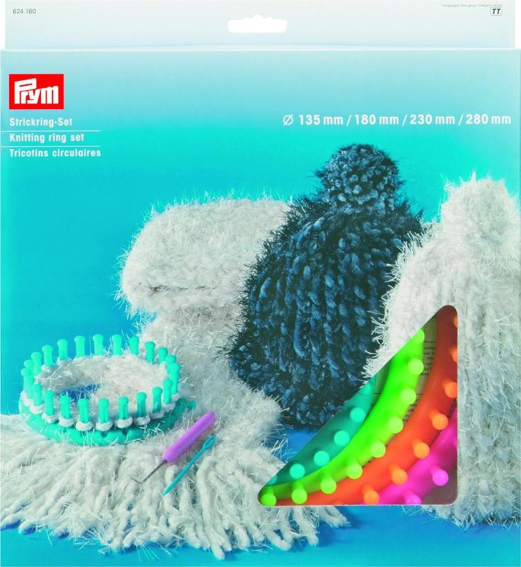 Sada kruhů na pletení 624160