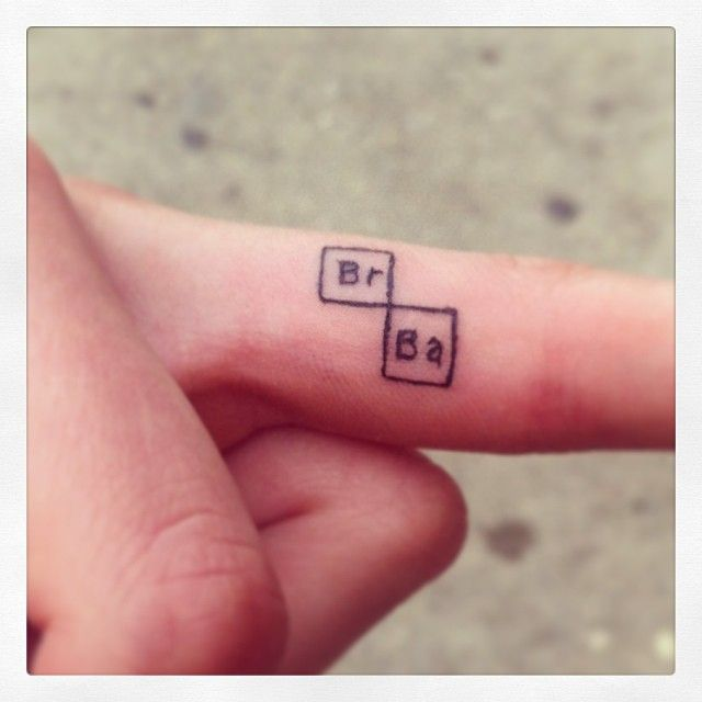 breaking bad tattoos - Google Search