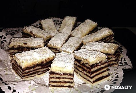 Hatlapos sütemény Incillától