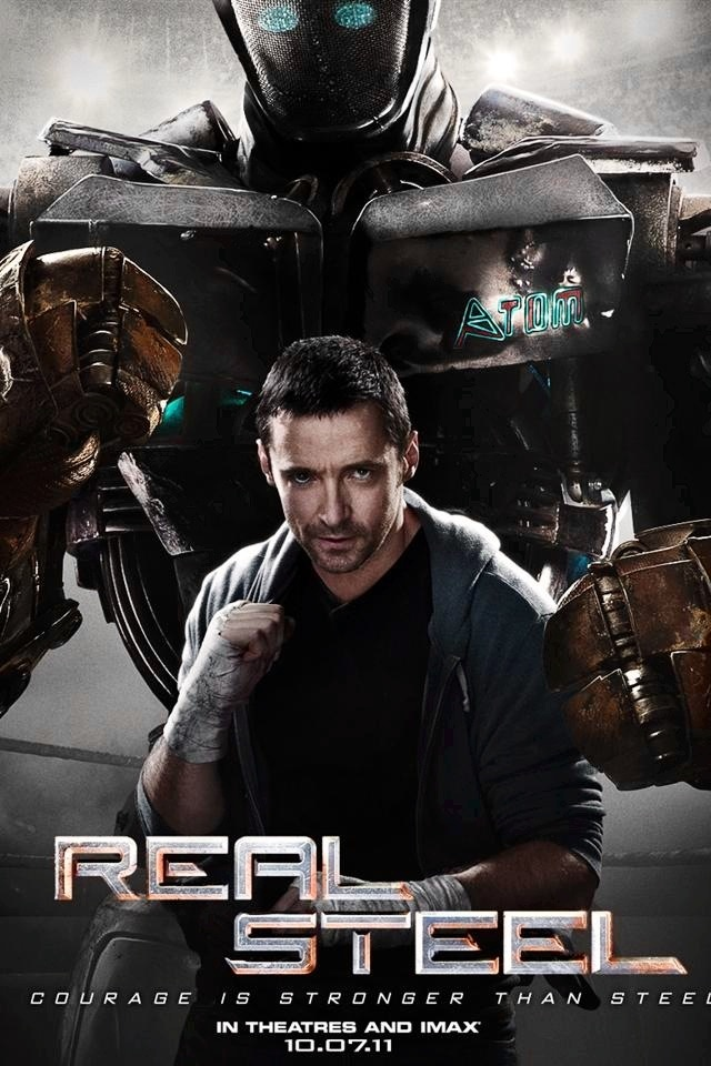 Real Steel Movie 2011 (action)