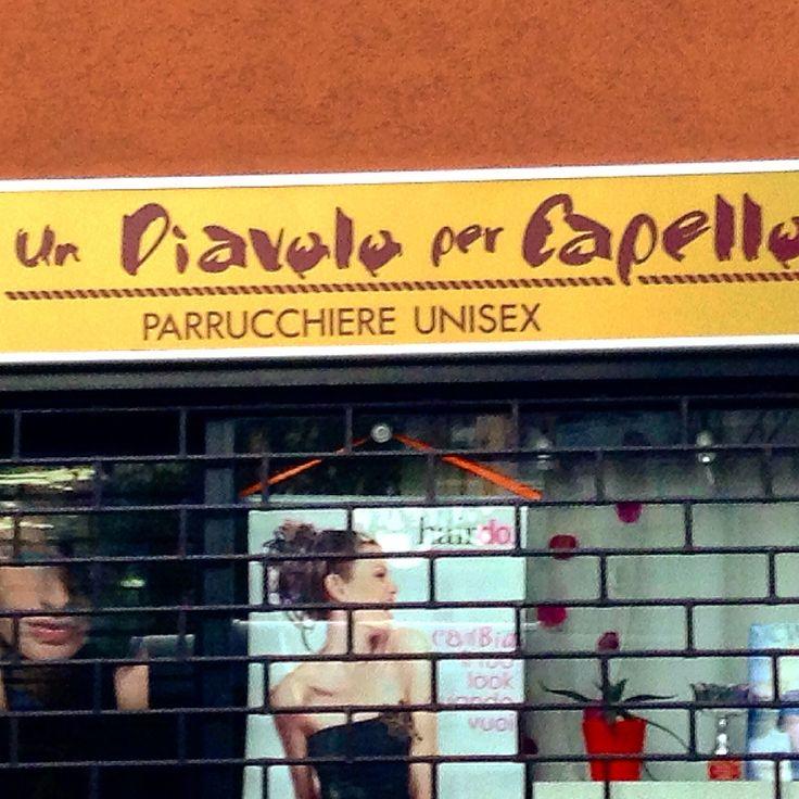 Un diavolo per capello - Saronno (Varese)