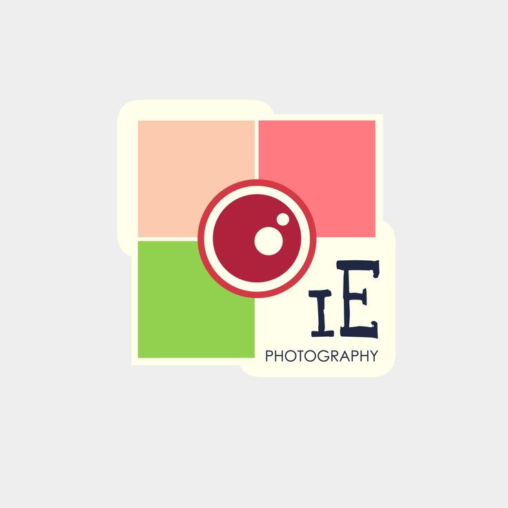 "Logo Design ""Infinite Eight Photography"" by @7mings"