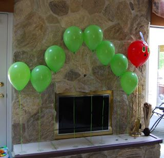 """The Jungle Store: 12 Ideas To Celebrate """"A Very Hungry Caterpillar"""" ..."""