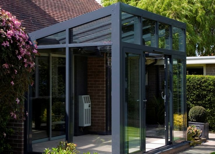 Reverse Lean-to Conservatories | Apropos Conservatories