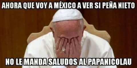Meme – Papa Francisco – Noticias