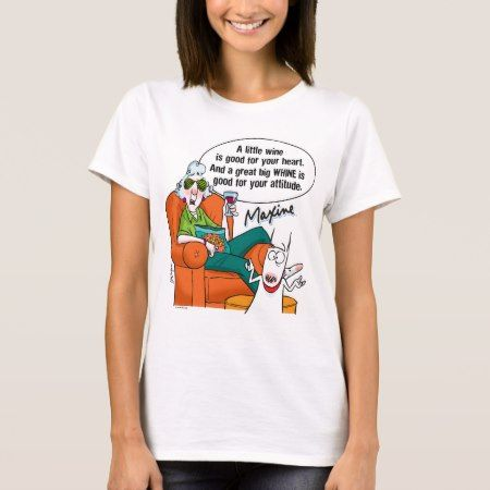 Maxine | A Great Big WHINE T-Shirt - click to get yours right now!