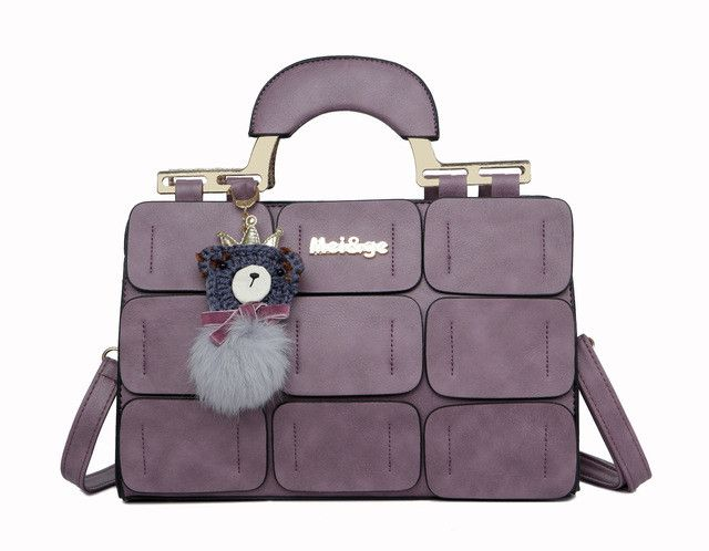 Suture Boston Shoulder Bag