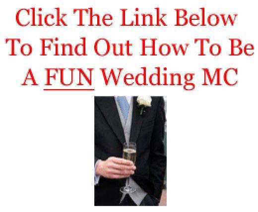 Gift Ideas For Mc At Weddings: Best 25+ Wedding Mc Ideas On Pinterest