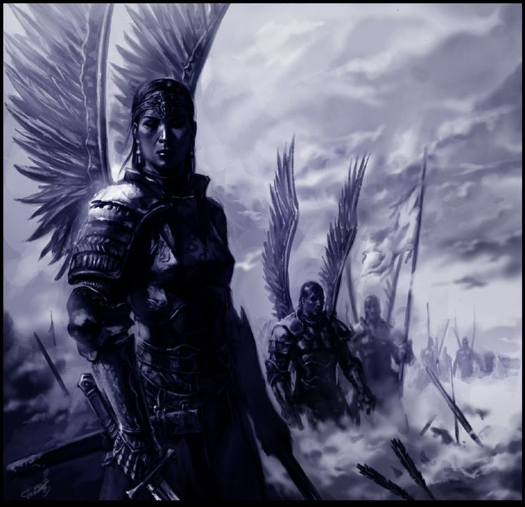 -Arch Angels of Heaven | The Holy Angels   And they fight in the heavenly realms on our behalf.