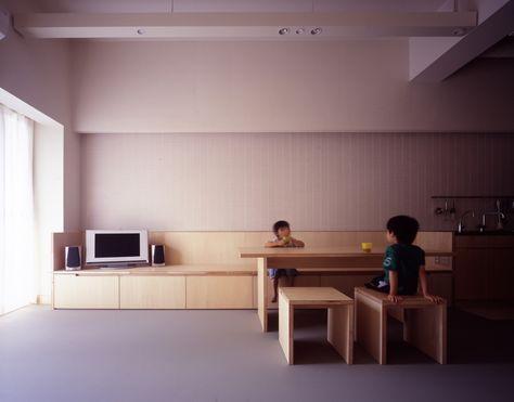デザイナー:関 洋「sonobe house」