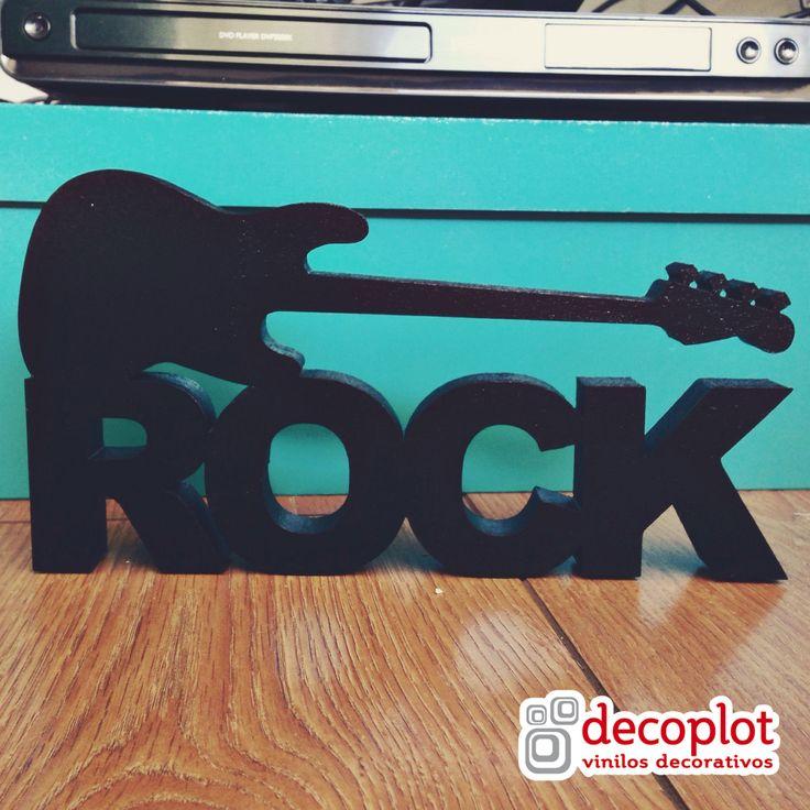 Modelo Rock / Decoplot Vinilos Decorativos