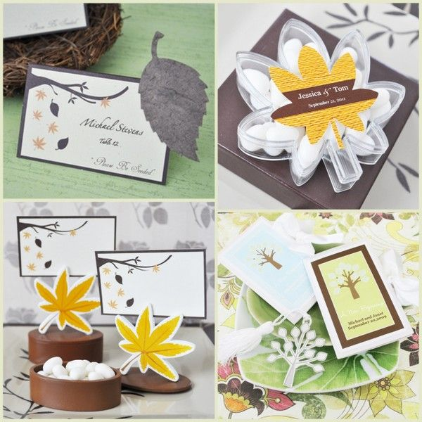 EventBlossom fall wedding favor from hotref.com