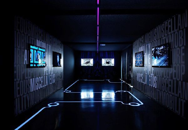 Floor Wall And Ceiling Design In Tron Legacy Planning