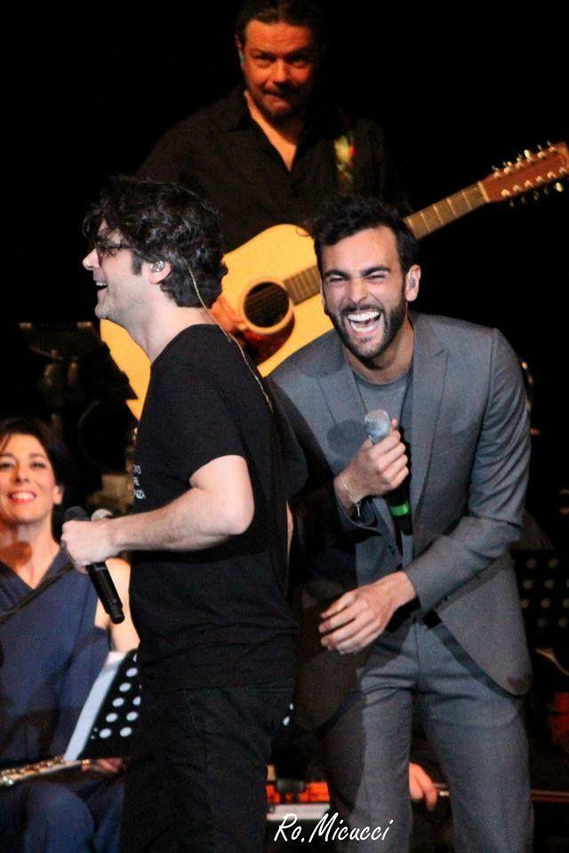 Marco e Samuele Bersani - 30 maggio 2015 - Plurale unico, Roma Auditorium Parco della Musica
