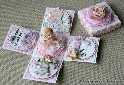 Anne Bodil - baby exploding box