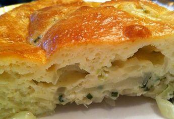 Заливные пироги - готовим дома. Лучшие рецепты заливного пирога с капустой, на кефире, с картошкой и в мультиварке. Как правильно приготовить заливной пирог.