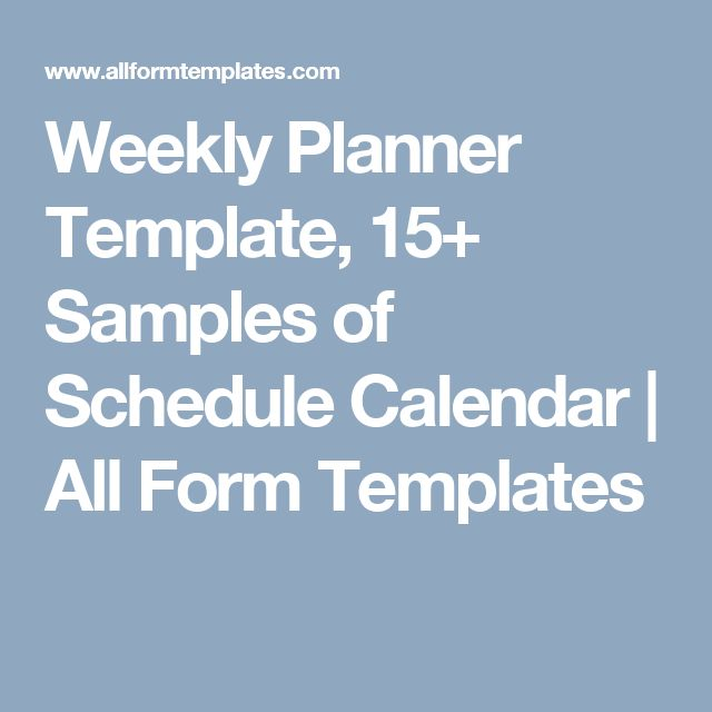 Agenda Examples Templates Best 10 Best Schedule Calendar Template Images On Pinterest