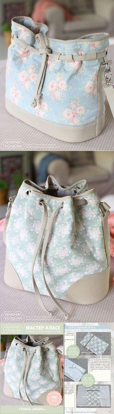 Новые летние сумки — мастер-классы / New summer bags tutorials - Вечерние посиделки