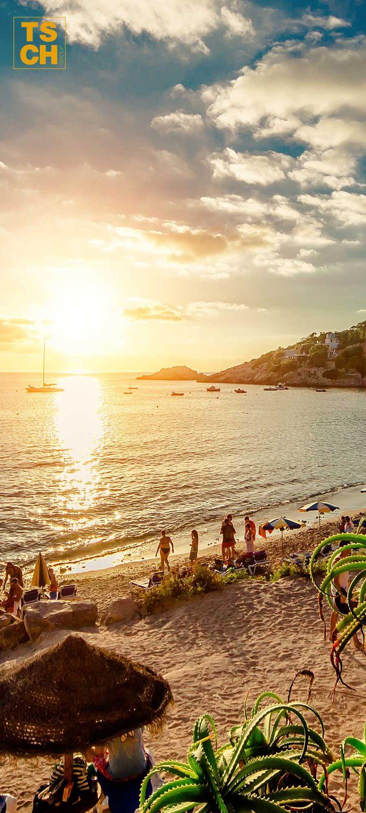#Sail in beautiful #Ibiza