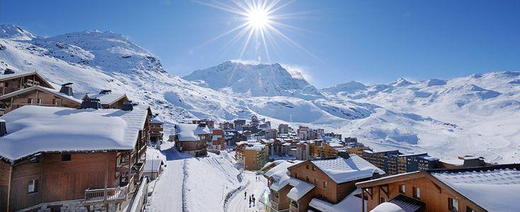 Novedades de la Estación de Esquí de Val Thorens