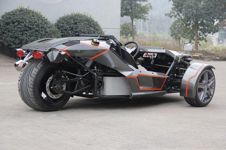Awesome street legal, 3 wheeler sports car £6,000!! Scorpionsportscars.com