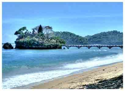 Ini adalah 10 pantai di Jawa Barat & Banten Paling Populer untuk mengunjungi