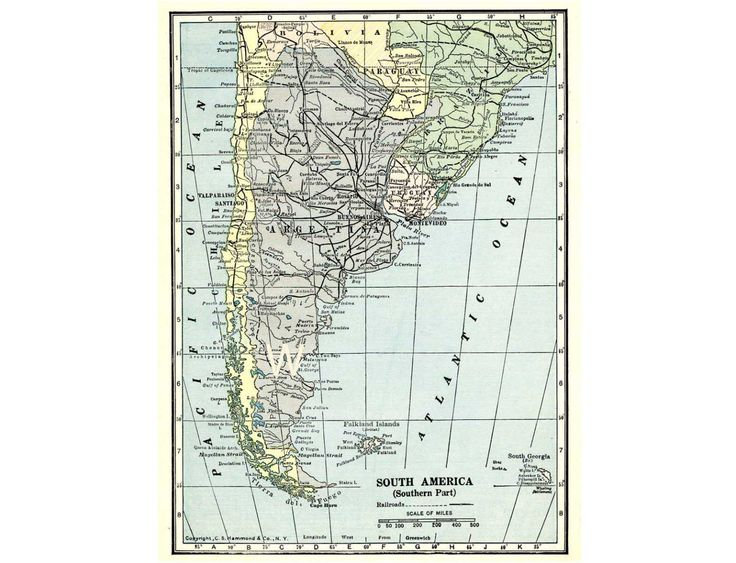 Best Maps Stationery And Envelopes Images On Pinterest - Argentina map download