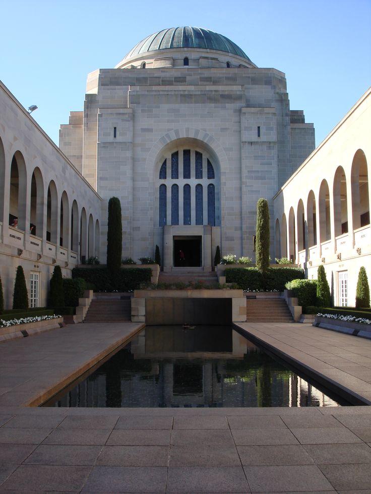 Inside the War Museum