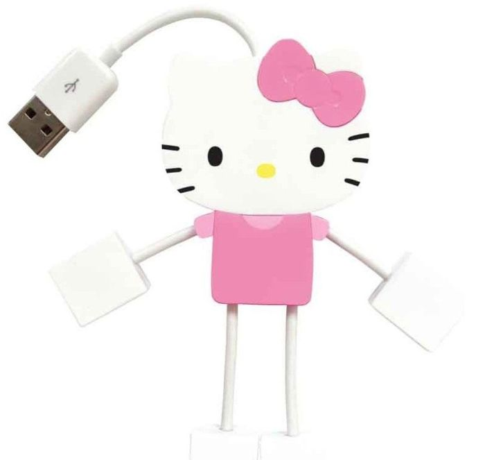 Hello Kitty 4-Port Kitty Hub USBKitty Hub, Kitty 4 Port, 4 Port Kitty, Kitty Usb, Usb Flash Drive, 3 S Hello, Usb Hub, Hub Usb, Hello Kitty