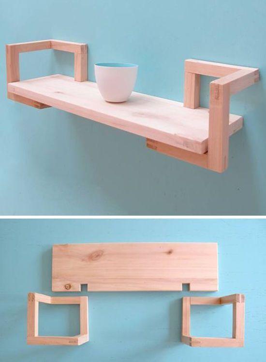 Einfache Ideen Für Zu Hause Offene Regale Und Wie Man Sie Fixiert Fair Masters Handgefertigt Holz Pinterest Möbel Regal
