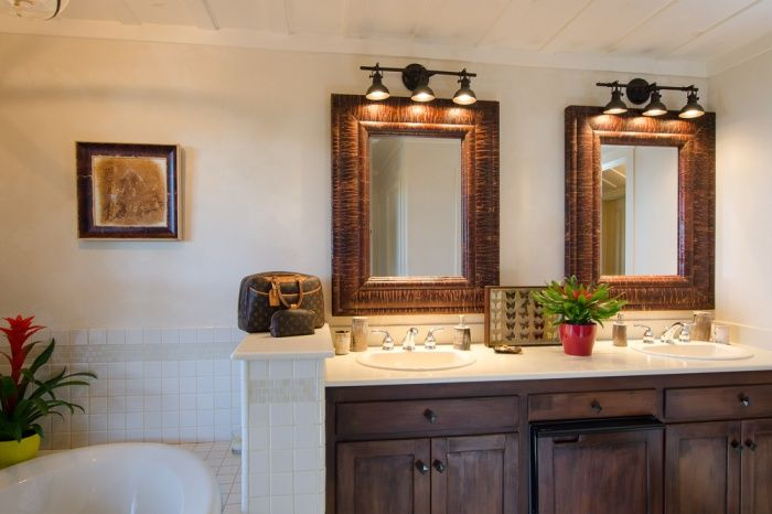 Master bathroom update for the home pinterest for Updated master bathrooms