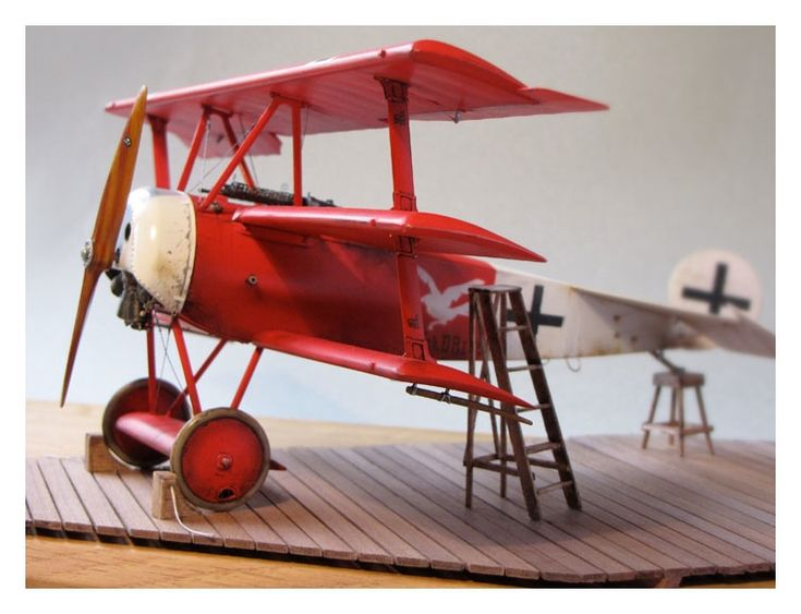 Show us your Fokker DR1