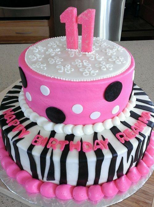 Cool zebra cake I found!!!