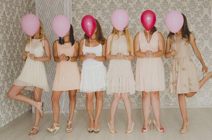 Love Dior: девичник Елены
