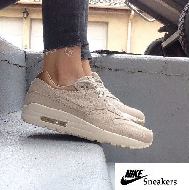 nike air max 1 premium sneakers pour femme