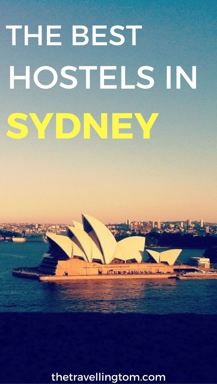 The best hostels in Sydney. Want to know the best backpackers in Sydney? This is the list for you. I have chosen 11 of the best places to stay in Sydney. Check it out now! Where to stay in Sydney | cheap accommodation in Sydney | best accommodation in Sydney | Sydney backpackers | visit Sydney | Sydney travel | Sydney hostels #Sydney #hostels #HostelsInAustralia