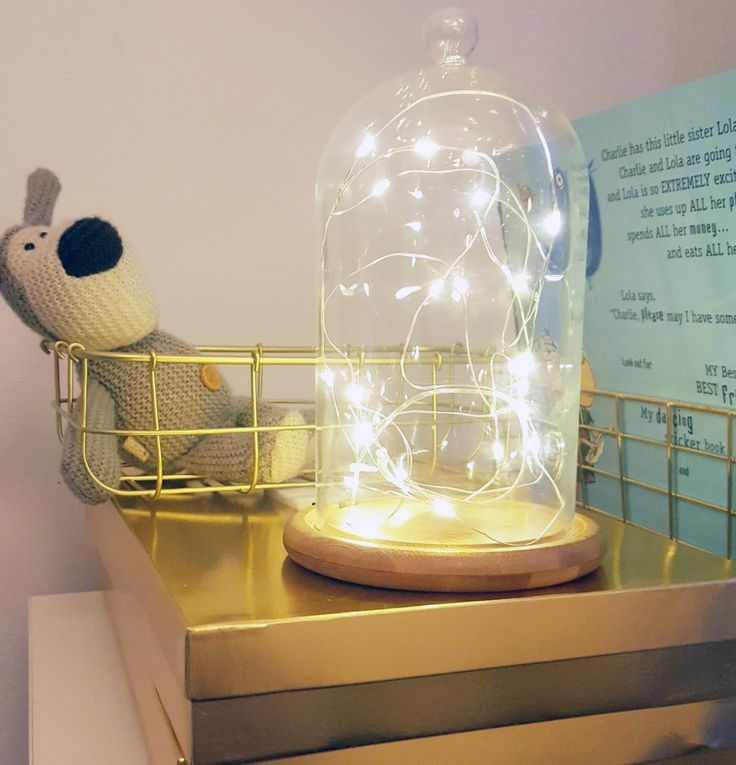 BELL JARS AND FAIRY LIGHTS #belljars #homeaccessories #home #childrensrooms #fairylights #belljarsandfairylights #homeaccessories #homedecor #interior
