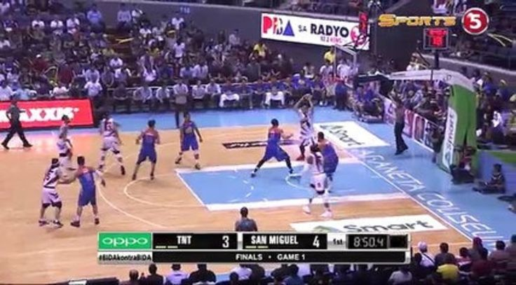 Watch San Miguel VS TNT June 21 2017 full game replay. The Philippine Basketball Association is a men's professional basketball league in the Philippines